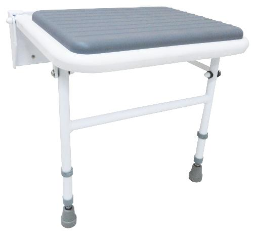 Fold up shower seat with legs-SB006QK\'nCOSA